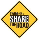 Team Share the Road Logo