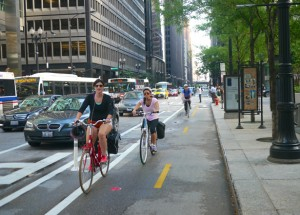 chicago-bike-lane